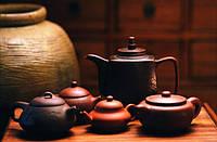 Чайники из Исинской глины под заказ