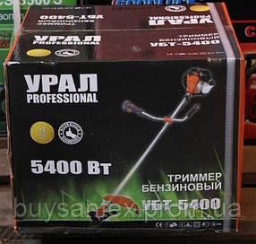 Урал 5400 бензокоса (1 бабина / 1 диск)