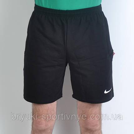 Шорты Nike трикотажные больших размеров, фото 2