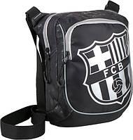 Сумка школьная молодежная FC Barcelona KITE BC15-982