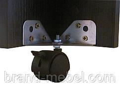 Комплект коліс, роликів для стола трансформера Сігма (комплект 4шт)/Колёса для стола трансформера Сигма(4шт)