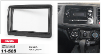 Рамка переходная Carav 11-565 Honda HR-V 2014+ 2DIN