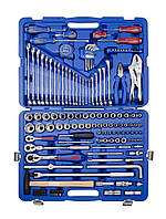 """Набор инструментов 143 ед. 1/4""""+1/2"""" KINGTONY SC9543MR"""