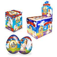 Шоколадное яйцо Пасхальное Христос Воскрес 60 гр.