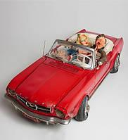 "Коллекционная статуэтка Автомобиль ""Ford Mustang"" Forchino, ручная работа FO 85079"
