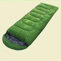 Спальный мешок спальник туристический рыбацкий кемпинговый военный одеяло до минус 9 градусов