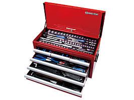 Набор инструментов 219 ед в ящике  KINGTONY 911-000CR