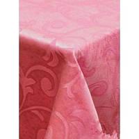 Скатерть ARYA Fianco с гипюром 160х220 см. 1550138 2009 Розовый