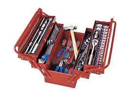 Набор инструментов  65 ед. в ящике  KINGTONY 902-065MR