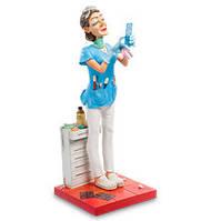 Коллекционная статуэтка Стоматолог Forchino, ручная работа FO 85534