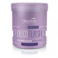 Nouvelle Decoflash Осветляющее средство для волос 500 мл