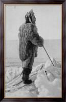 Картина Руаль Амундсен в заполярье, Неизвестен