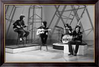 Картина Выступление рок-группы Badfinger на телевидении , Шербел, Шепард