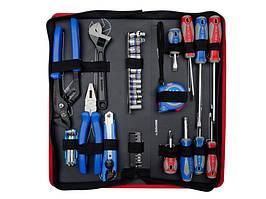 Набор инструментов в сумке, 43 предмета  KINGTONY 92543MR