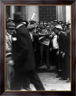 Картина Уолл-Стрит обвал фондового рынка, Неизвестен