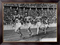 Картина Олимпийские бегуны  8 августа 1936, Неизвестен