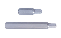 Бита HEX 6мм L=80mm KINGTONY 168006H