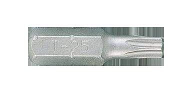 TORX с отверстием Т20 L=25mm KINGTONY 102520U