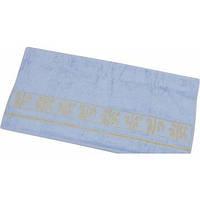 Полотенце ARYA Bonita бамбук 70х140 см. 1150436 Светло голубой