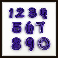Набор каттеров Цифры (10 знаков)