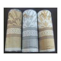 Полотенце ARYA Orient велюр 50x100 см. 1150339 коричневый