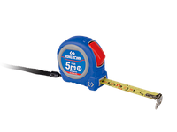 Рулетка 5м з магнітним гачком KINGTONY 79094-05C