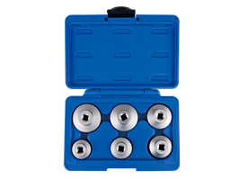Набор съемников маслянных фильтров (головки) 6 пр. KINGTONY 9AE8006