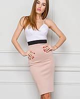 Платье с декольте | Vanessa sk