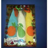 Полотенце Lares Soft Кухонное 48X48 3 Пр. 1500135
