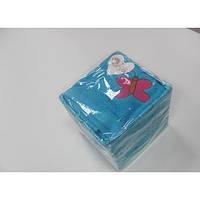 Кухонное полотенце ARYA Butterfly 40x60 см. 4 шт. 1154071 голубой