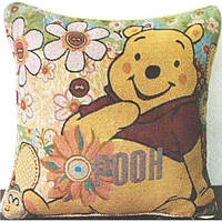 Наволочка ARYA WinniePooh-Honey 45x45 2 шт. 1451030 цветочный