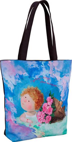 Незабываемая молодежная сумка 10 л. 921 Gapchinska‑1 Kite GP16-921-1 голубой