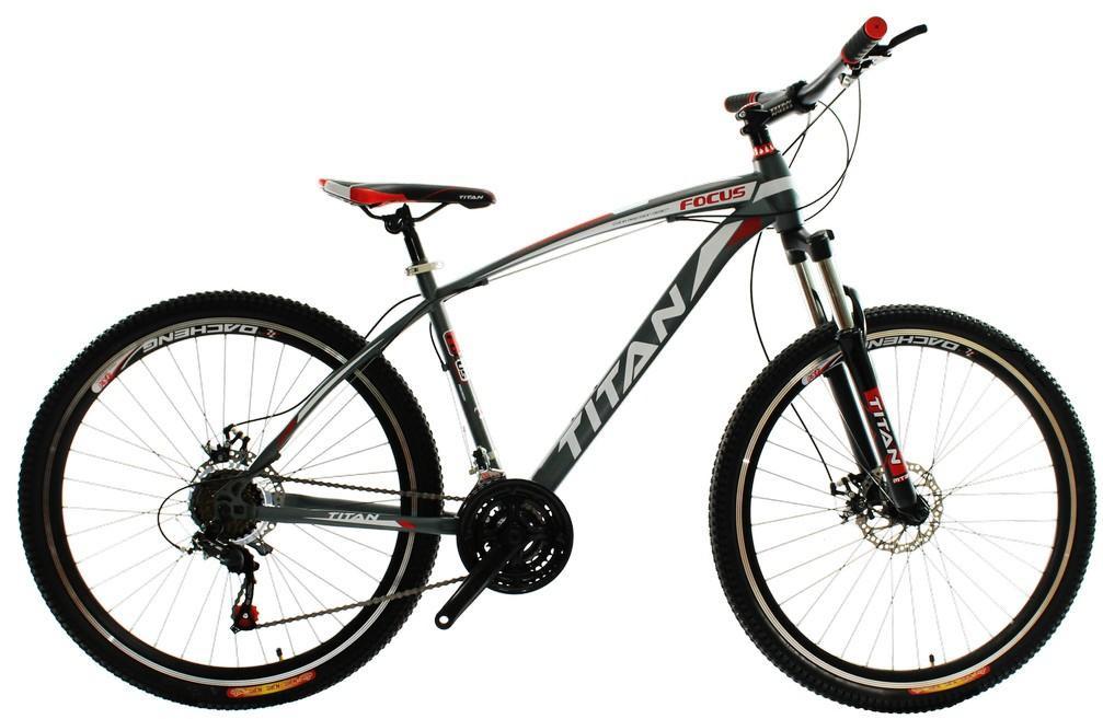 """Гірський велосипед Titan Focus 27,5"""" (2016)"""