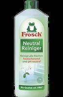 Frosch Neutral Reiniger - Универсальный рН-нейтральный очиститель, 1 л