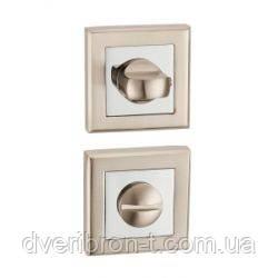 Накладка дверна під WC BK6 QL SN/CP