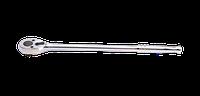 """Тріскачка 1/2"""" 250мм (полірована рукоятка) KINGTONY 4768-10P"""