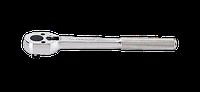 """Тріскачка 1/2"""" 250 мм (рукоятка метал. з накаткою) KINGTONY 4779-10FR"""