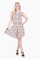 Летнее платье штапель СП