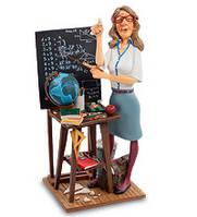 Коллекционная статуэтка Учитель Forchino, ручная работа FO 85531