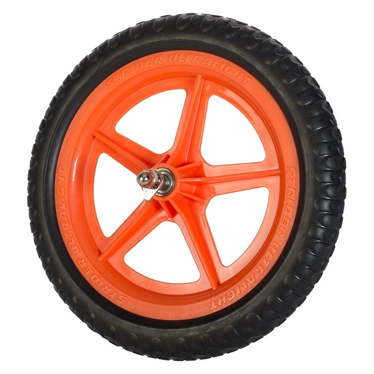 "Колесо Strider 12"" Ultralight Wheel Orange (Оранжевое)"
