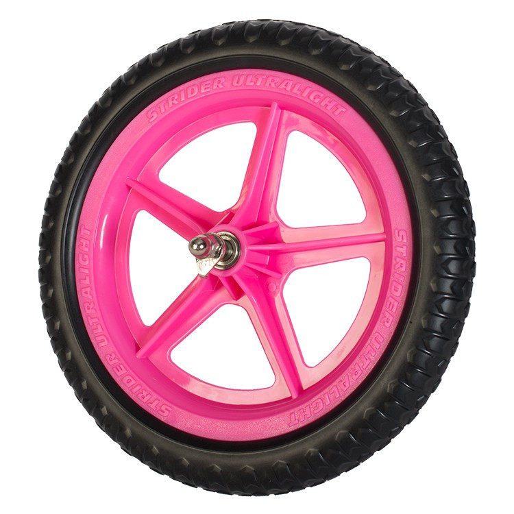 "Колесо Strider 12"" Ultralight Wheel Pink (Розовое)"