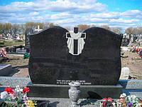 Надгробный Памятник на двоих гранитный