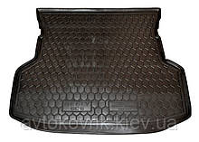 Поліуретановий килимок в багажник Geely GC6 2014- (AVTO-GUMM)