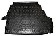 Поліуретановий килимок в багажник Geely Emgrand EC8 2013- (AVTO-GUMM)