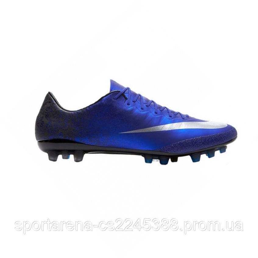 d1c376720902 Профессиональные футбольные бутсы Nike Mercurial Vapor CR7 X AG-R  725190-404 - СПОРТАРЕНА