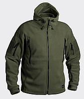 Куртка флисовая Helikon-Tex® Patriot - Олива, фото 1