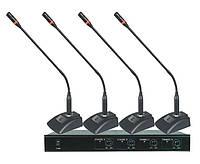 Беспроводная конференционная микрофонная система SF-1700