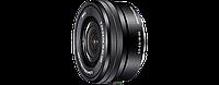 Выдвижной объектив с моторизованным зумом SONY E PZ 16–50 мм F3.5–5.6 OSS