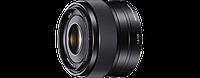 Компактный и универсальный дискретный объектив SONY E 35 мм F1.8 OSS