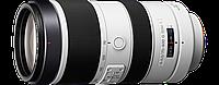 Телеобъектив SONY 70–400мм F4–5.6 G SSM II Super Telephoto Zoom